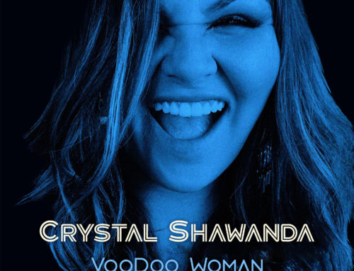 "Crystal Shawanda Releases New Blues Album ""Voodoo Women"""